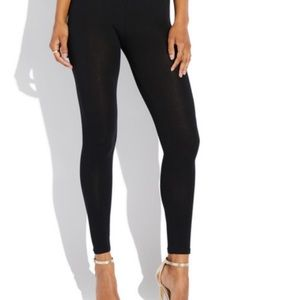 Ambiance Black Leggings